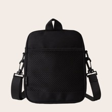 Men Minimalist Crossbody Bag