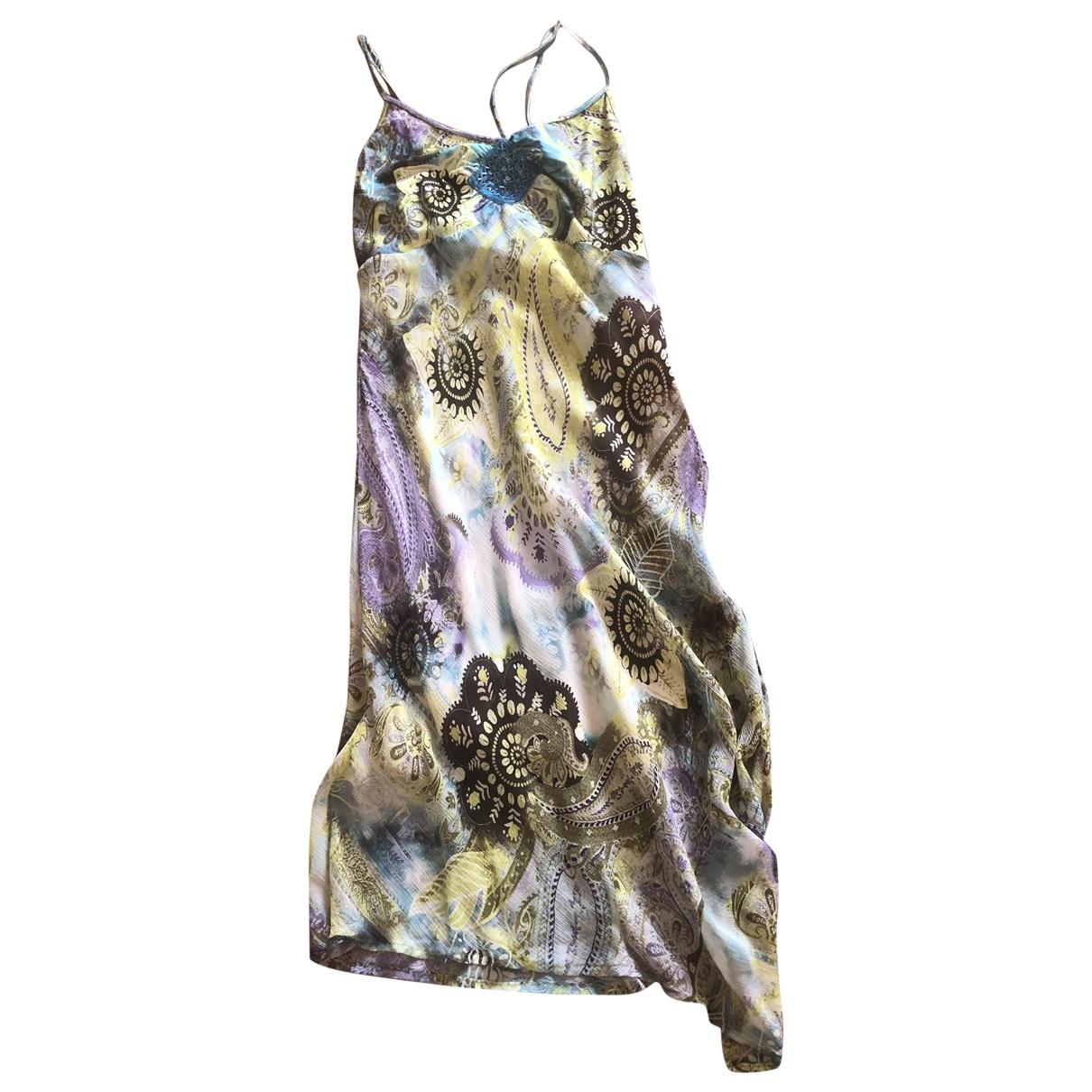 Vestido midi Hippie Chic Non Signe / Unsigned