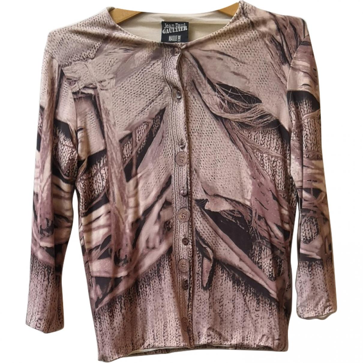 Jean Paul Gaultier \N Beige Knitwear for Women S International