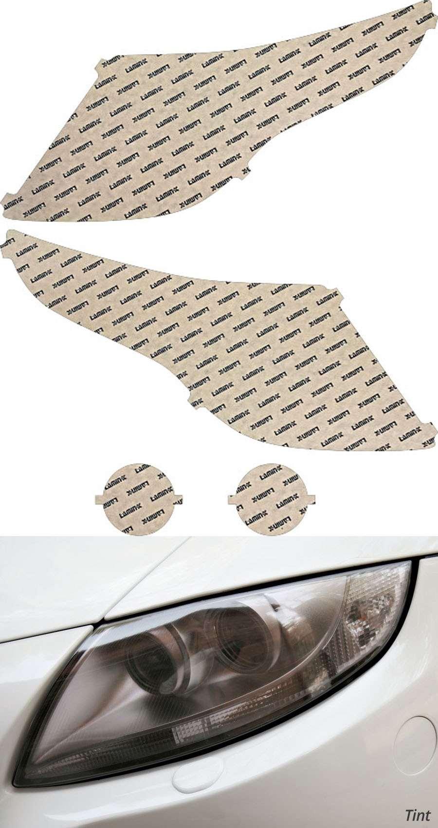 Ford Explorer 11-19 Tint Headlight Covers Lamin-X F036T