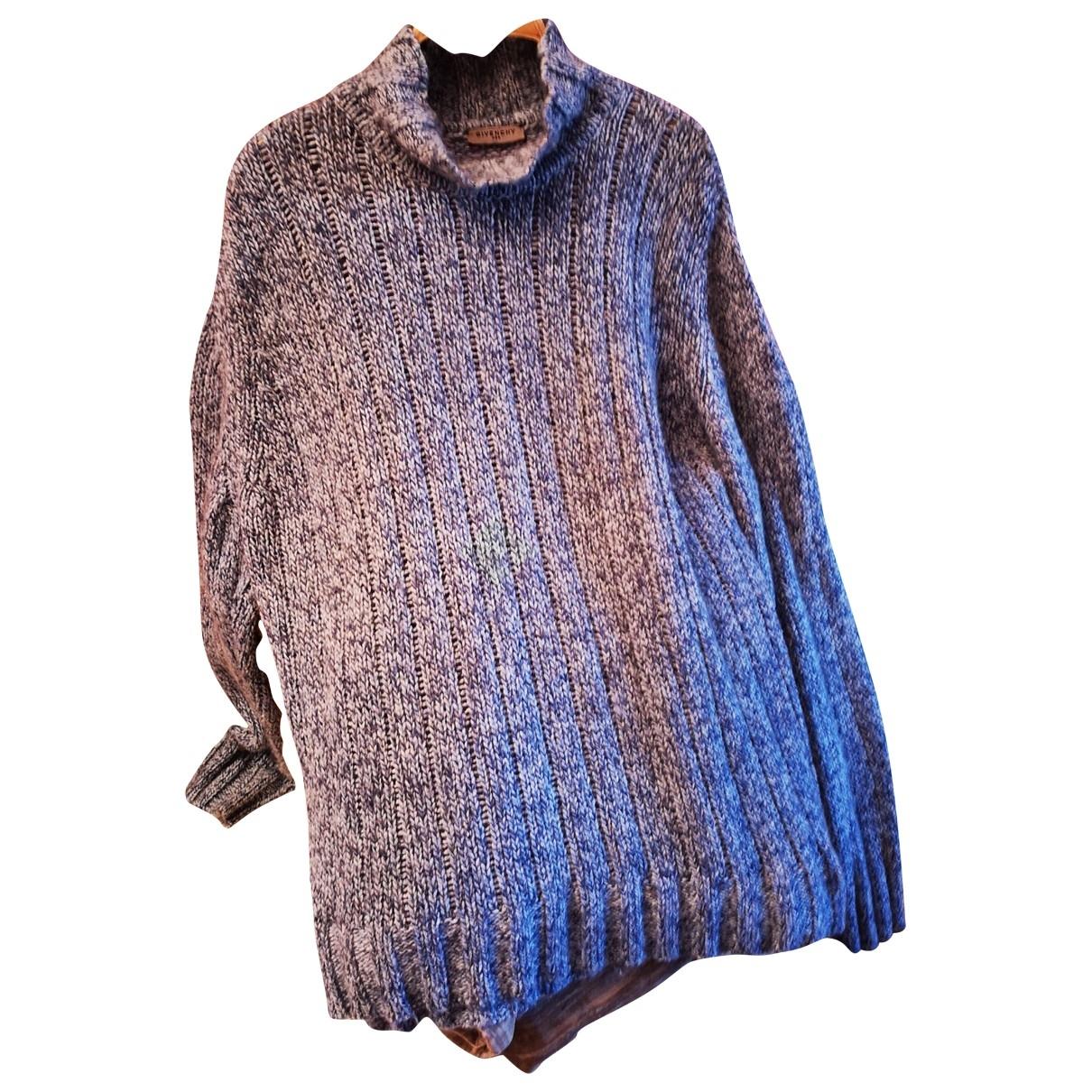 Givenchy \N Pullover.Westen.Sweatshirts  in  Tuerkis Wolle