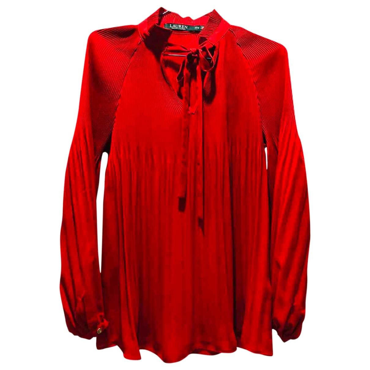 Lauren Ralph Lauren \N Red  top for Women XS International
