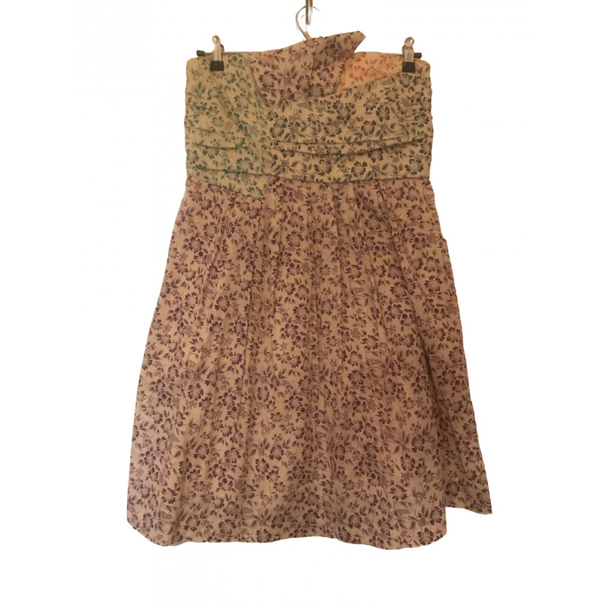 See By Chloe \N Kleid in  Bunt Baumwolle