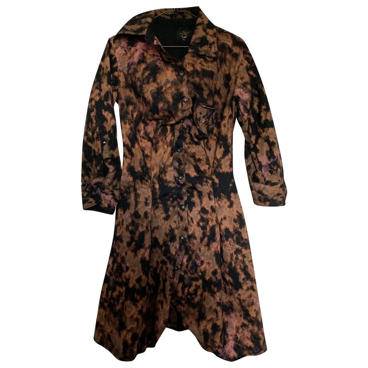 Vivienne Westwood Anglomania \N Kleid in  Bunt Baumwolle