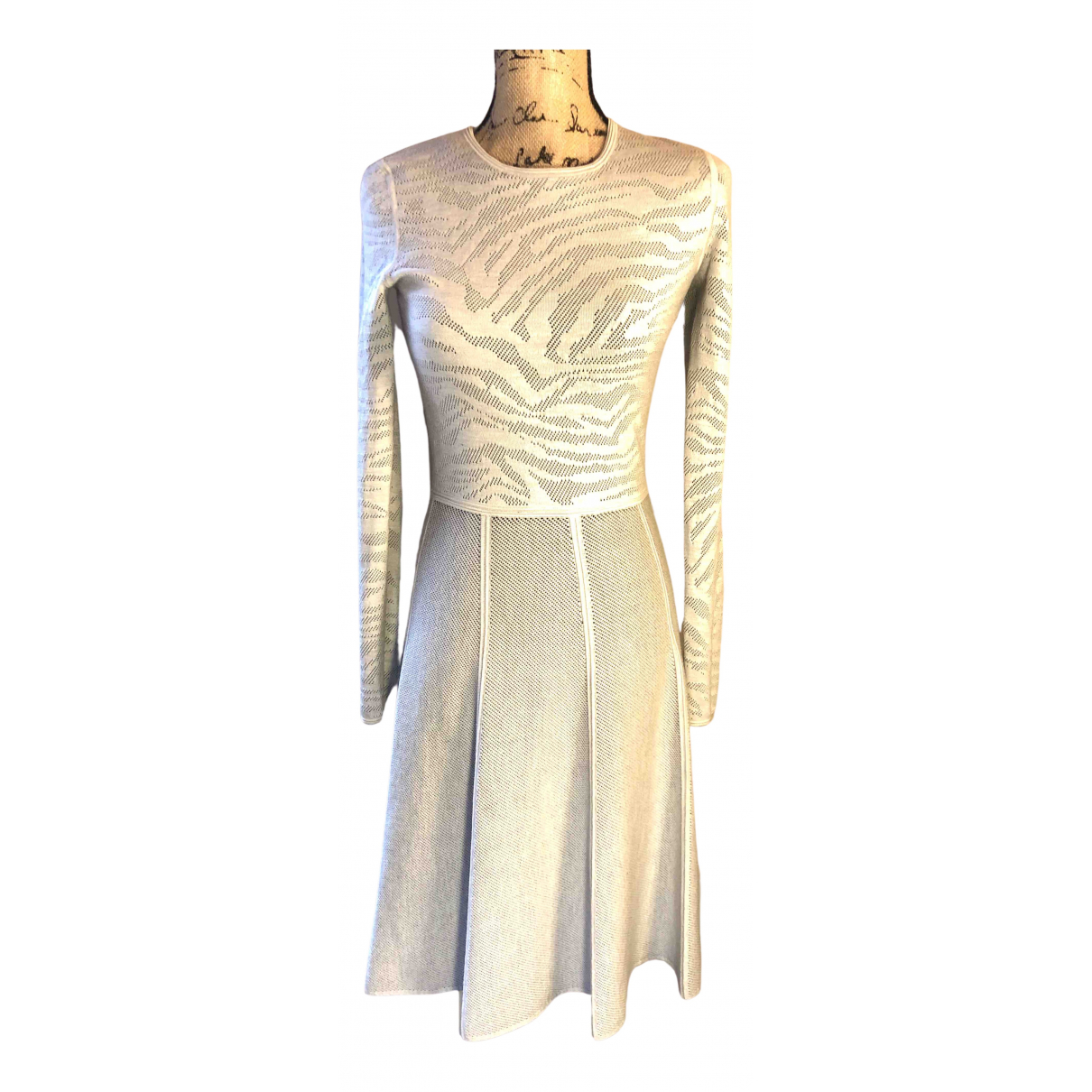 Hugo Boss N Grey Wool dress for Women S International