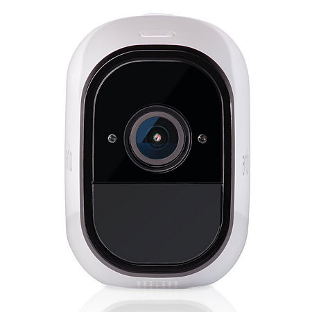 Netgear Arlo Pro Wirefree HD Security Camera System, One Size , White