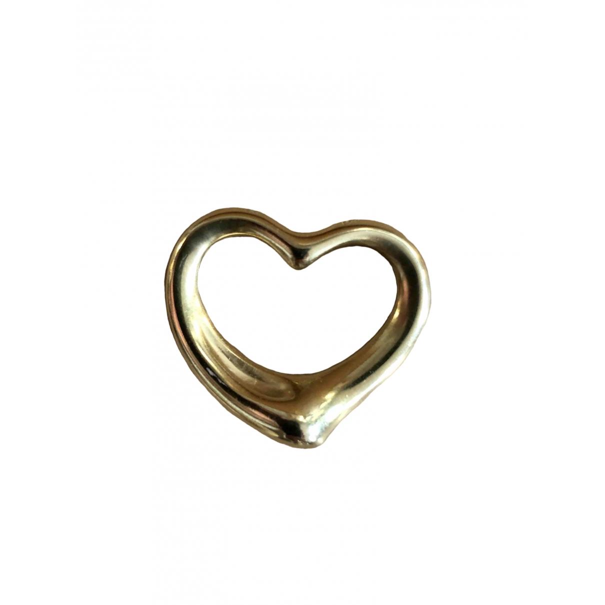 Tiffany & Co Elsa Peretti  Gold Yellow gold pendant for Women \N