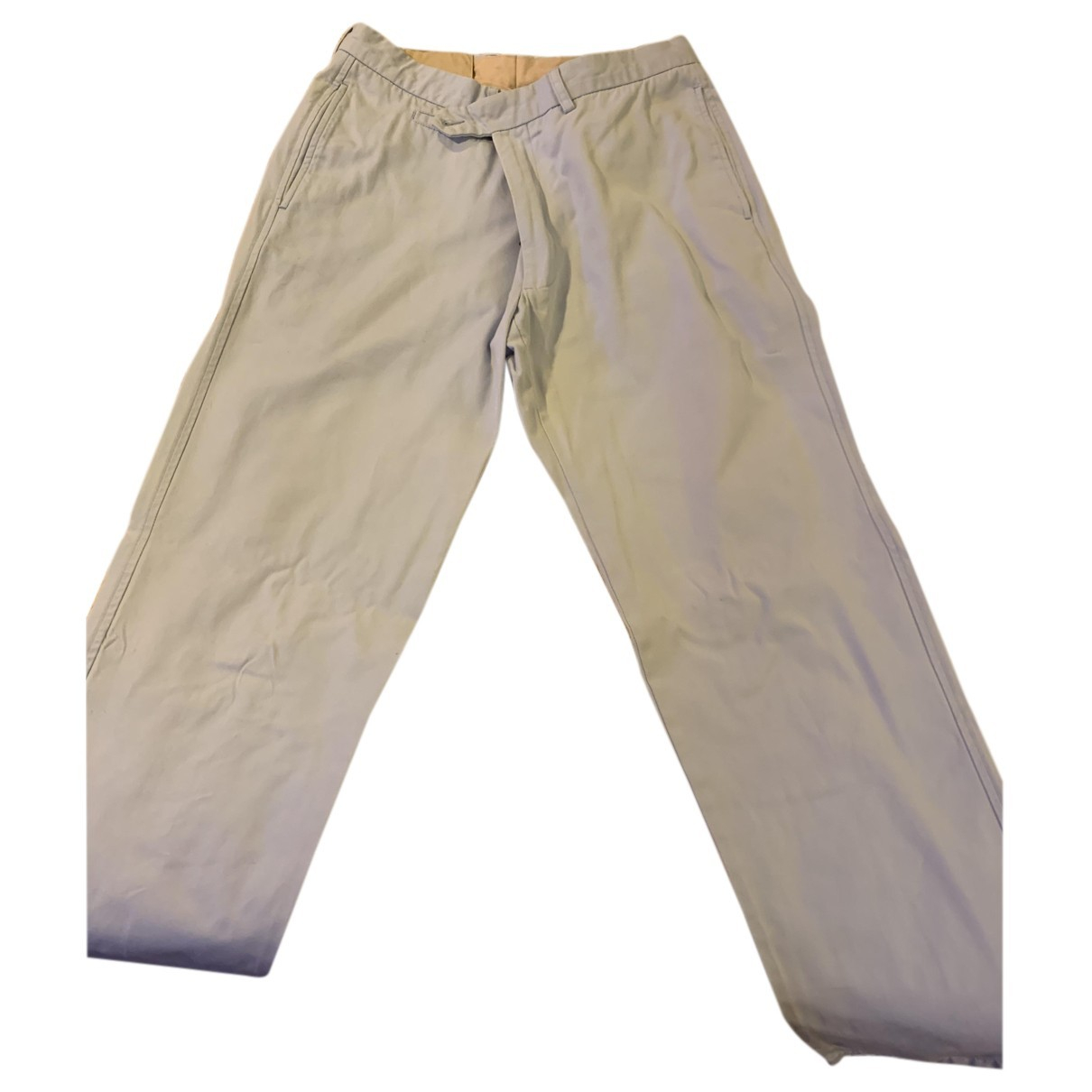 Fay N Cotton Trousers for Men 50 IT