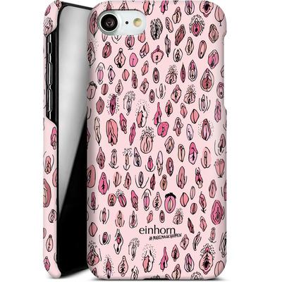 Apple iPhone 8 Smartphone Huelle - Muschis - by einhorn von Einhorn