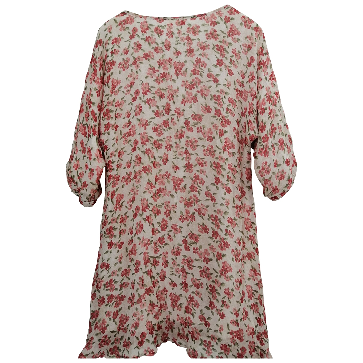 American Vintage \N Kleid in  Bunt Viskose
