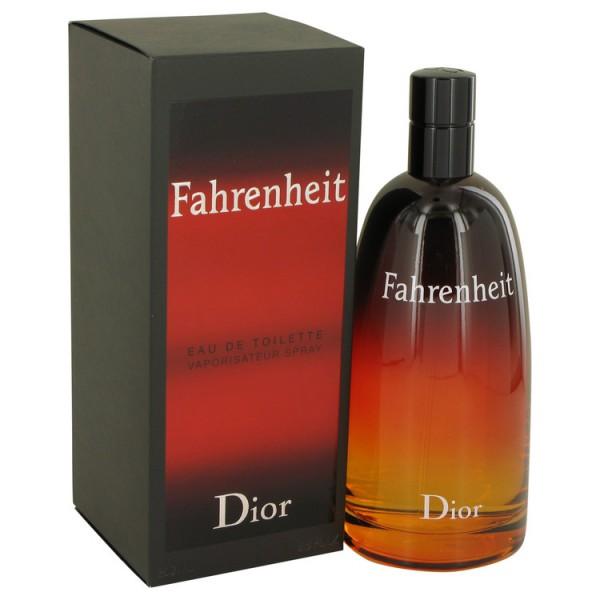 Fahrenheit - Christian Dior Eau de toilette en espray 200 ML