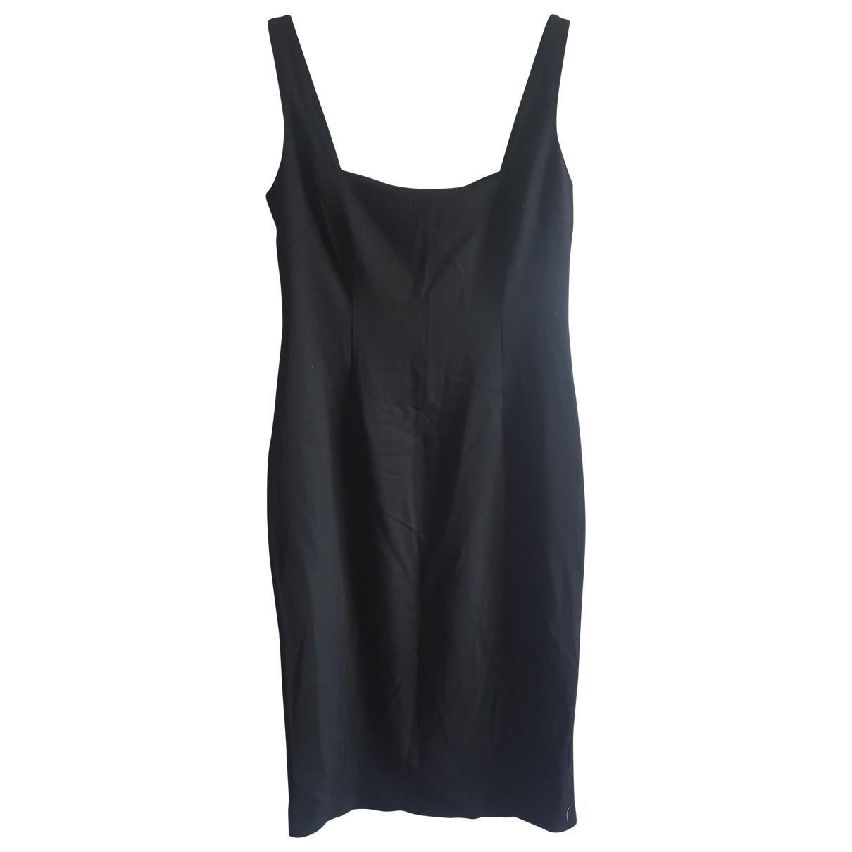Ralph Lauren - Robe   pour femme en laine - noir