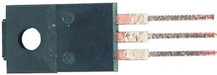 WeEn Semiconductors Co., Ltd BT137X-800 8A, 800V, TRIAC, Gate Trigger 1.5V 70mA, 3-pin, Through Hole, TO-220F (5)