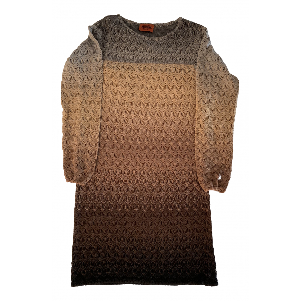 Missoni N Multicolour Cotton dress for Women S International