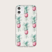 1 Stueck iPhone Huelle mit Ananas Muster