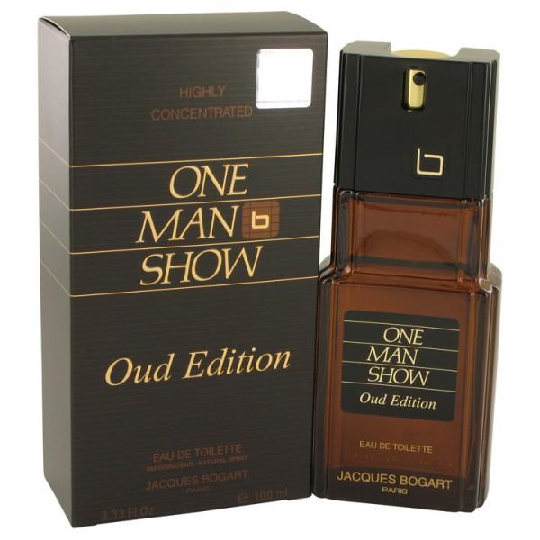 One Man Show Oud Edition - Jacques Bogart Eau de toilette en espray 100 ML