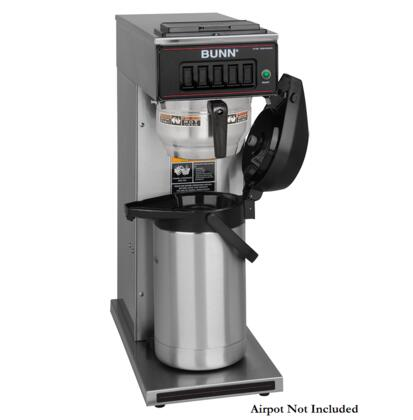 23001.0062 CW15-APS Airpot Dispensed Coffee Brewer in Stainless