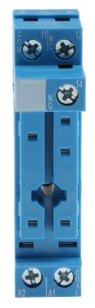 Finder Relay Socket for use with 40.31 Series Relays