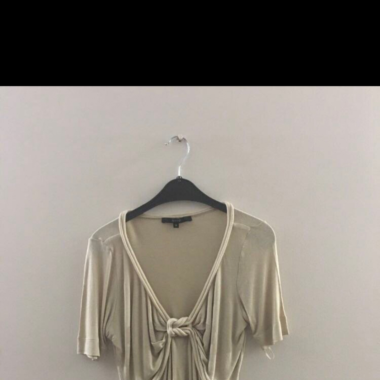 Gucci \N Camel Cotton  top for Women M International