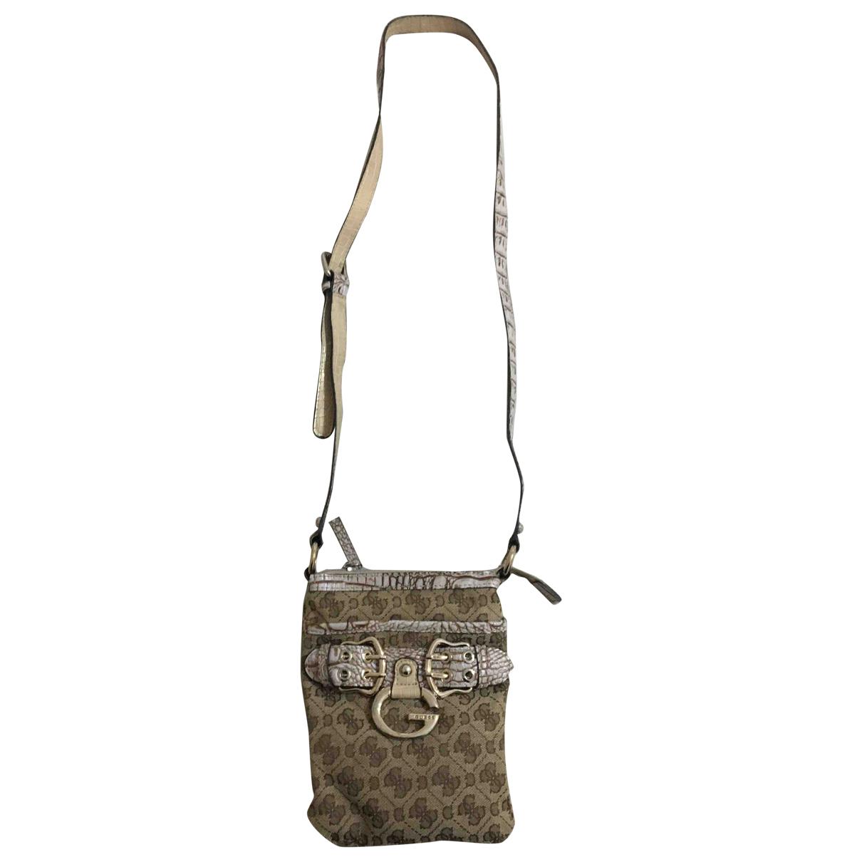 Guess N Camel handbag for Women N