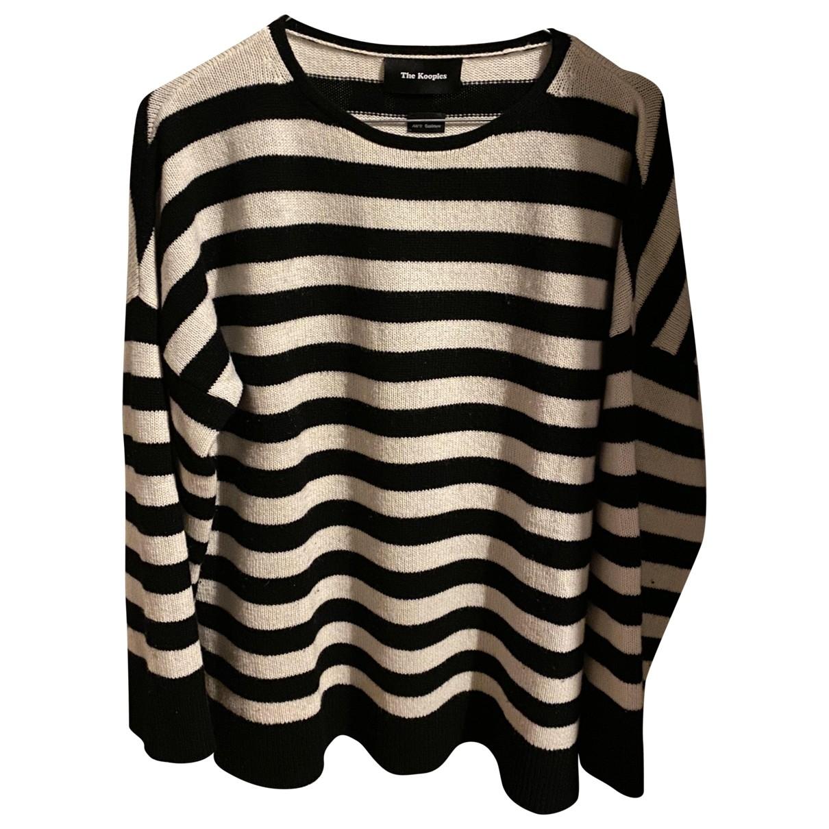 The Kooples \N Black Cashmere Knitwear for Women 36 FR