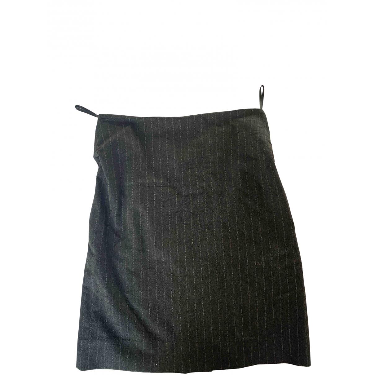 Vivienne Westwood Anglomania - Jupe   pour femme en laine - noir