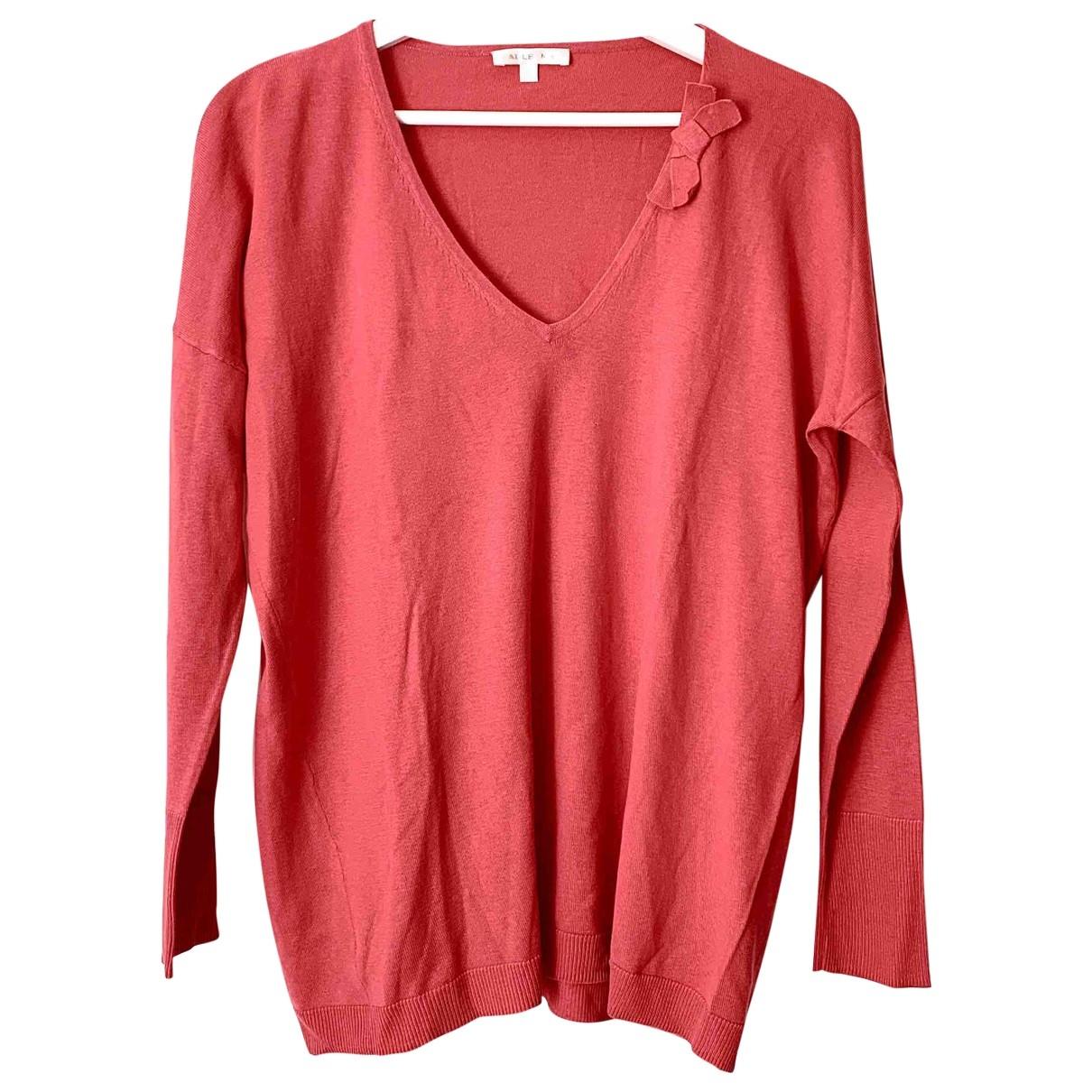 Paule Ka \N Pink Silk Knitwear for Women 38 FR