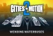 Cities in Motion 2 - Wending Waterbuses DLC Steam CD Key