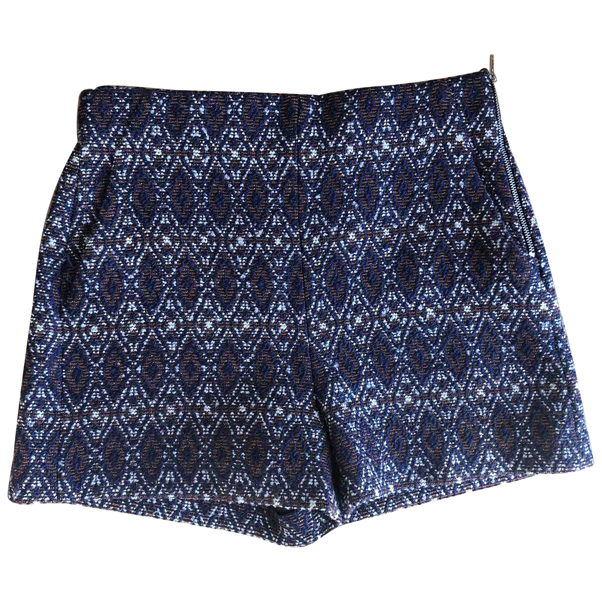 Zara \N Shorts in  Bunt Baumwolle