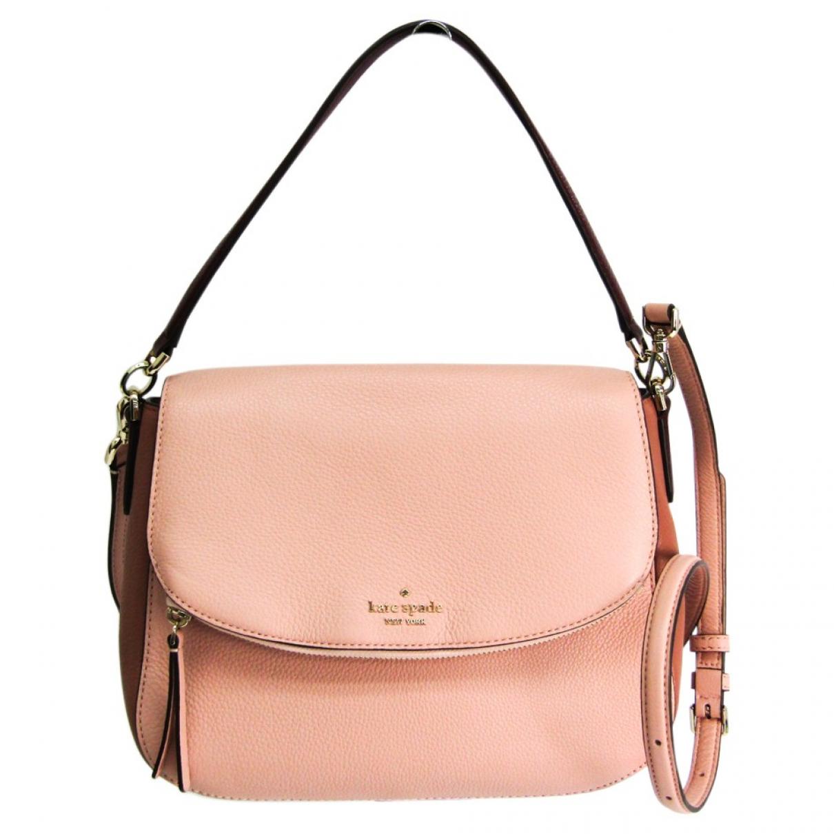 Kate Spade N Beige Leather handbag for Women N