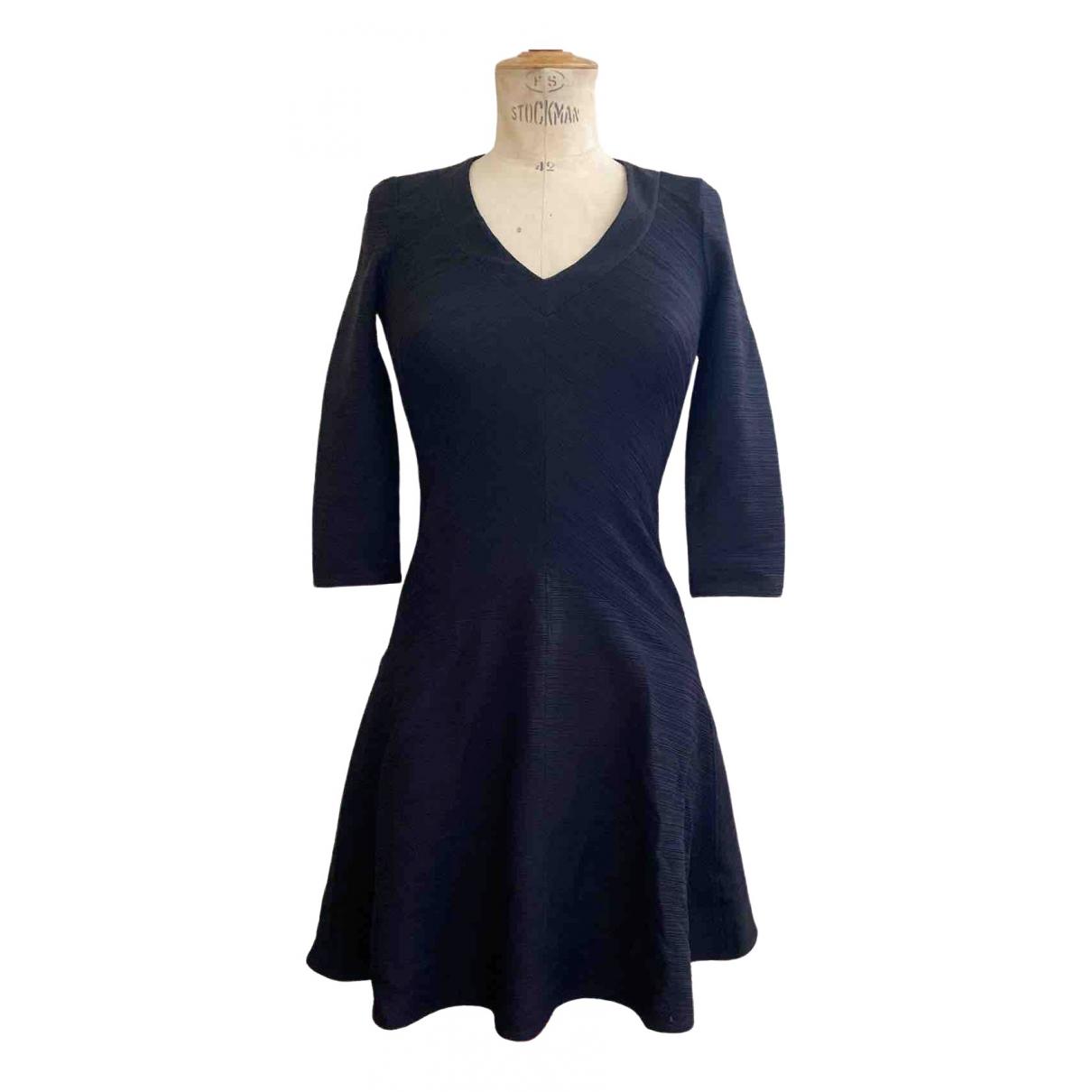 Wolford \N Kleid in  Schwarz Viskose