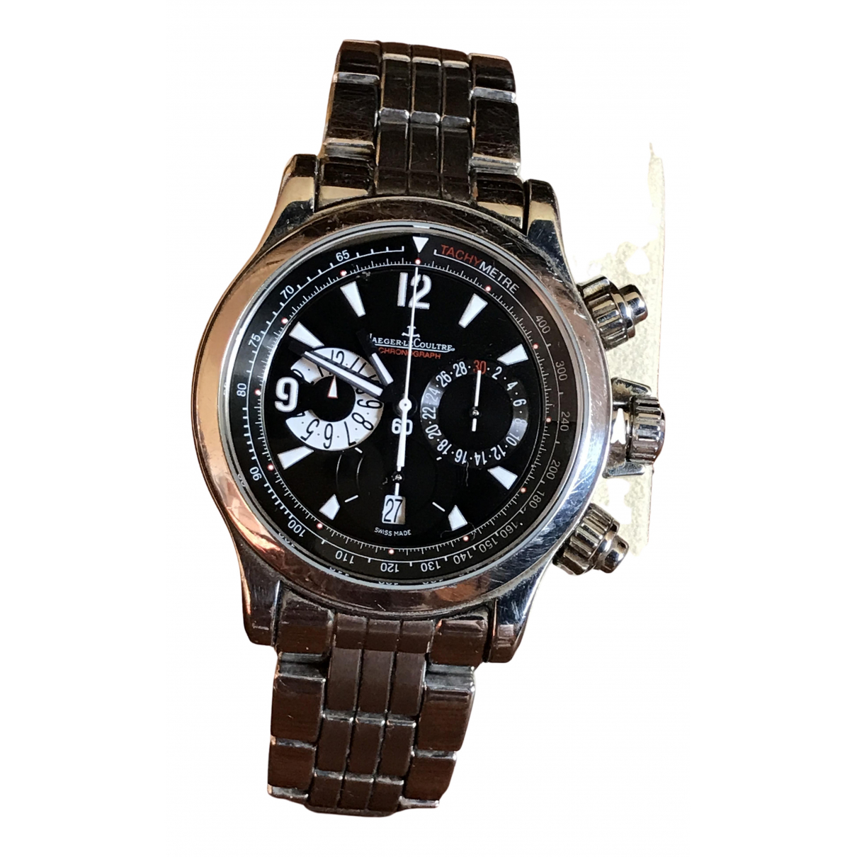 Jaeger-lecoultre Master Compressor  Uhr in  Metallic Stahl