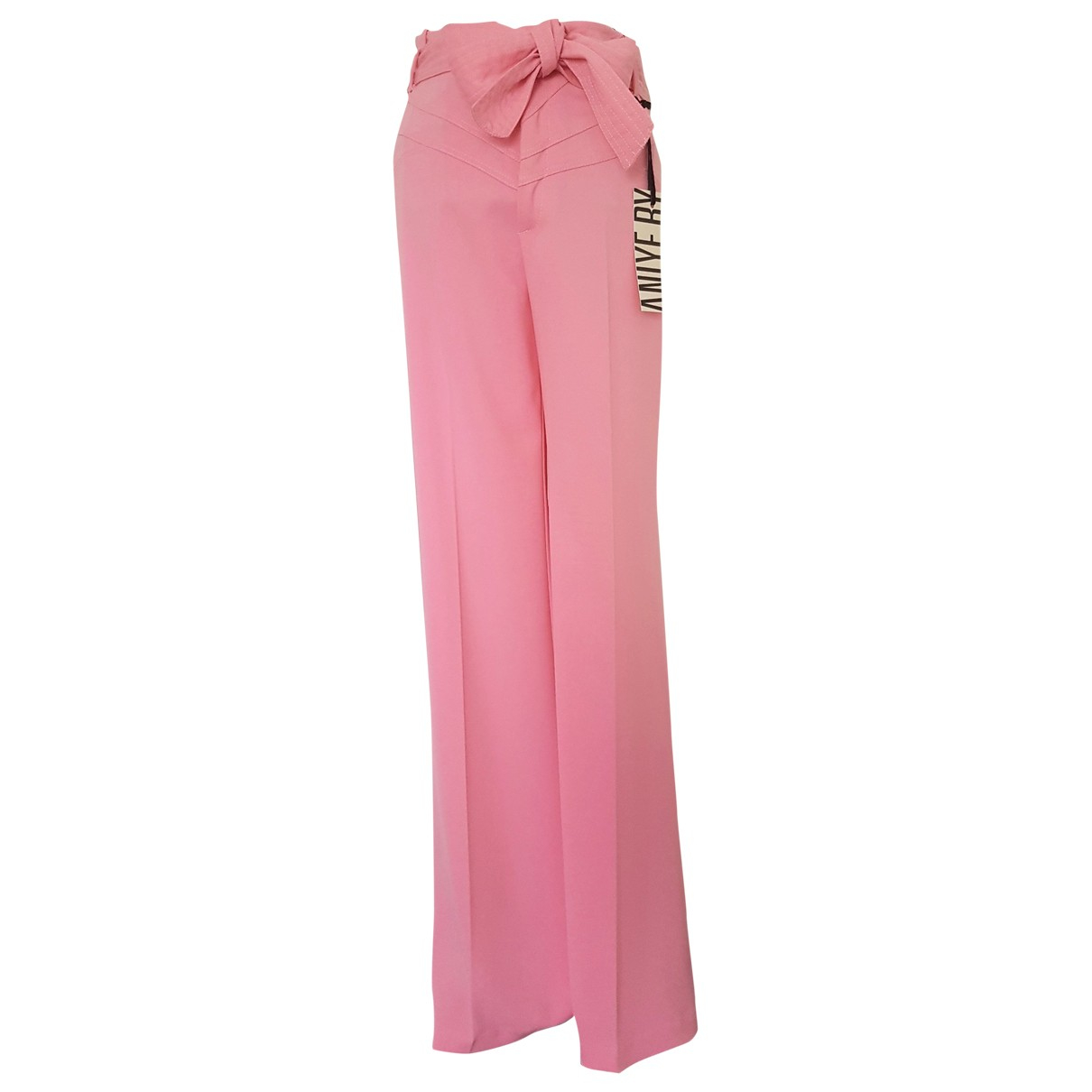 Aniye By \N Pink Trousers for Women S International
