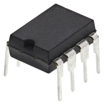Texas Instruments TL031CP , Op Amp, 1MHz, 8-Pin PDIP (5)