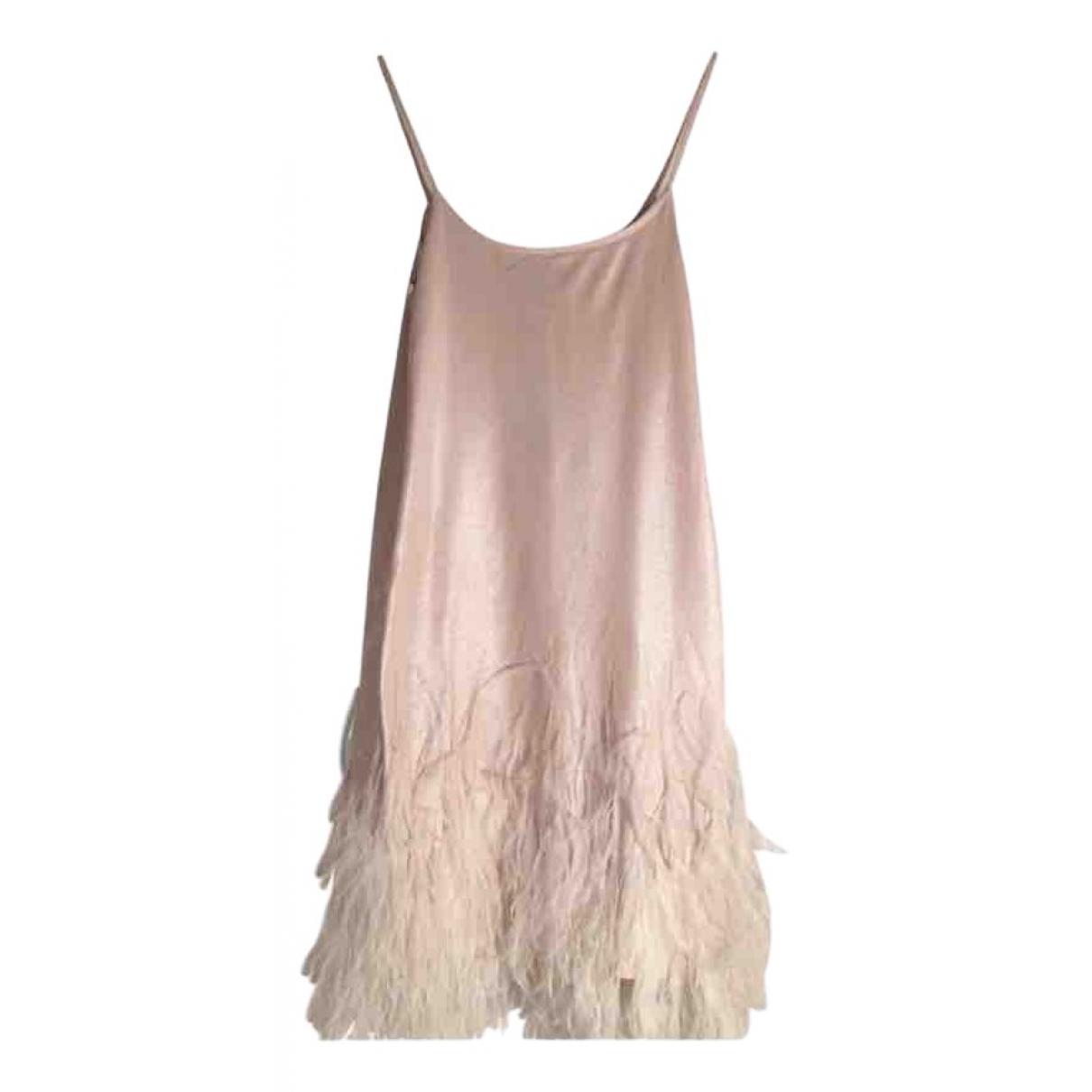 Vestido midi Ralph Lauren Collection