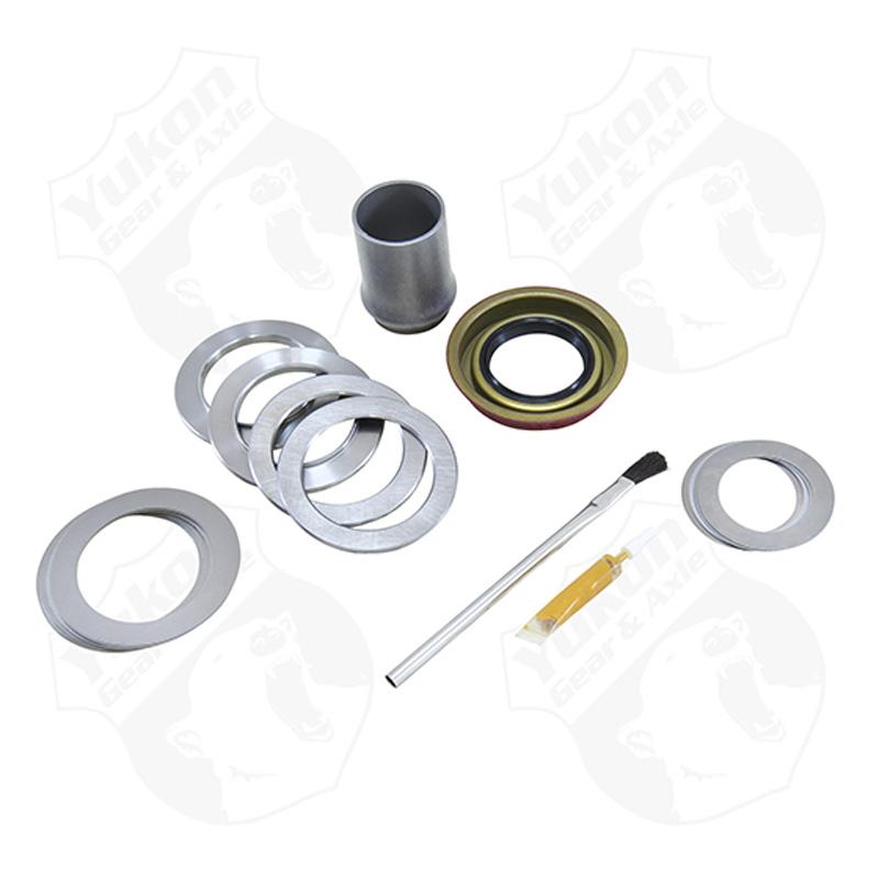 Yukon Minor Install Kit GM 12 Bolt Car Yukon Gear & Axle MK GM12P