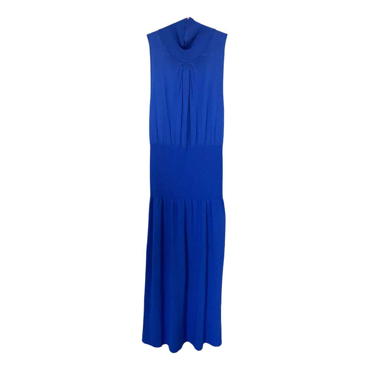 Versace \N Blue dress for Women 40 IT