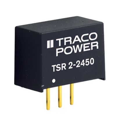 TRACOPOWER Through Hole Switching Regulator, 1.5V dc Output Voltage, 3 → 5.5V dc Input Voltage, 2A Output Current