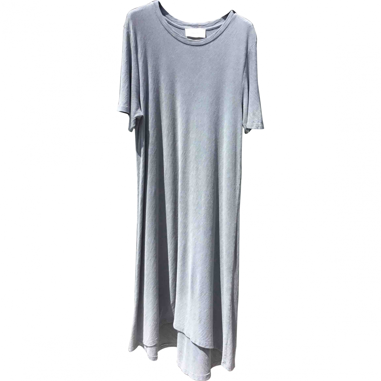 American Vintage \N Grey Cotton dress for Women S International