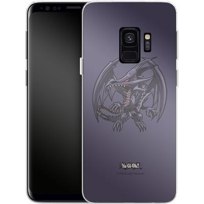 Samsung Galaxy S9 Silikon Handyhuelle - Red-Eyes B. Dragon SD von Yu-Gi-Oh!