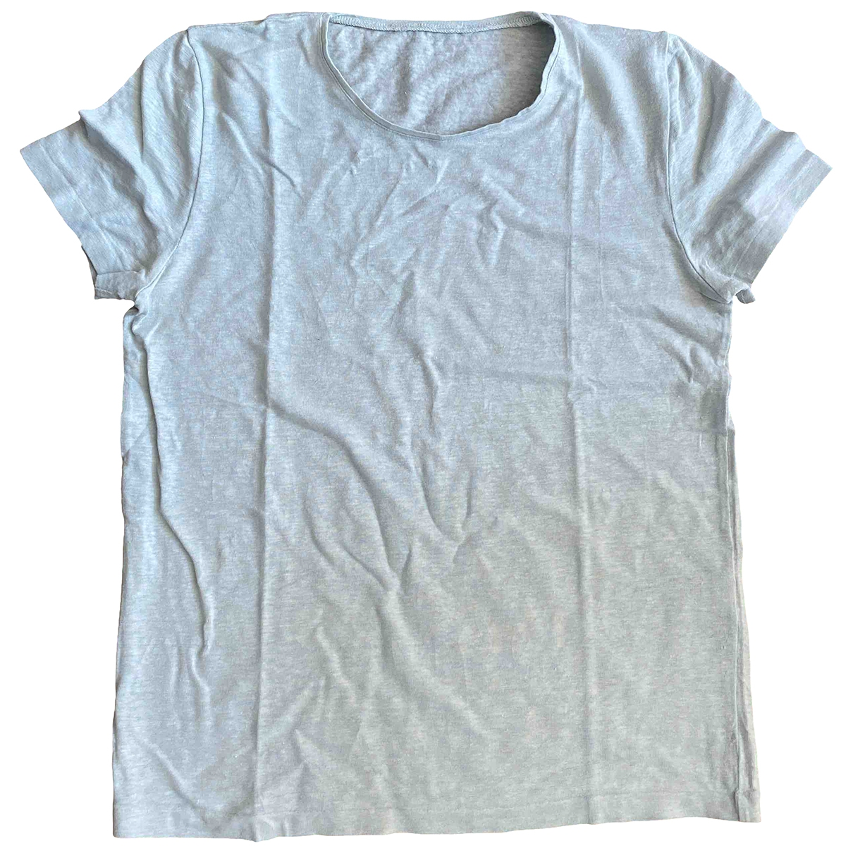 Brunello Cucinelli \N Grey Linen  top for Women L International