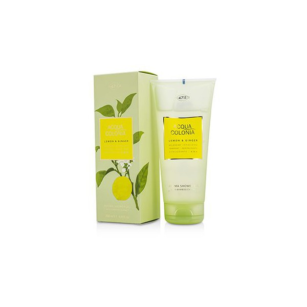 4711 - Acqua Colonia Citron & Gingembre : Shower Gel 6.8 Oz / 200 ml