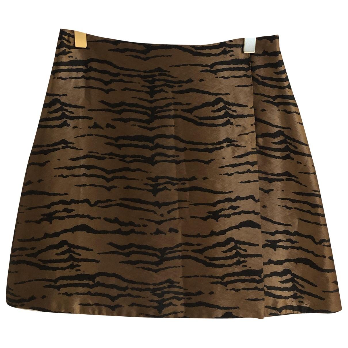 De La Vali \N Brown skirt for Women 8 UK