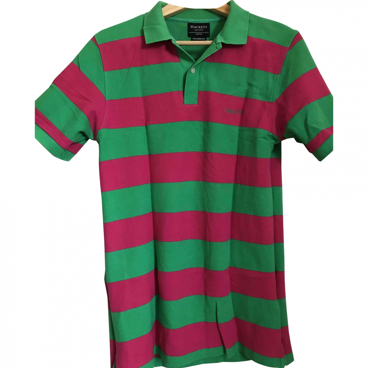 Hackett London \N Multicolour Cotton Polo shirts for Men M International