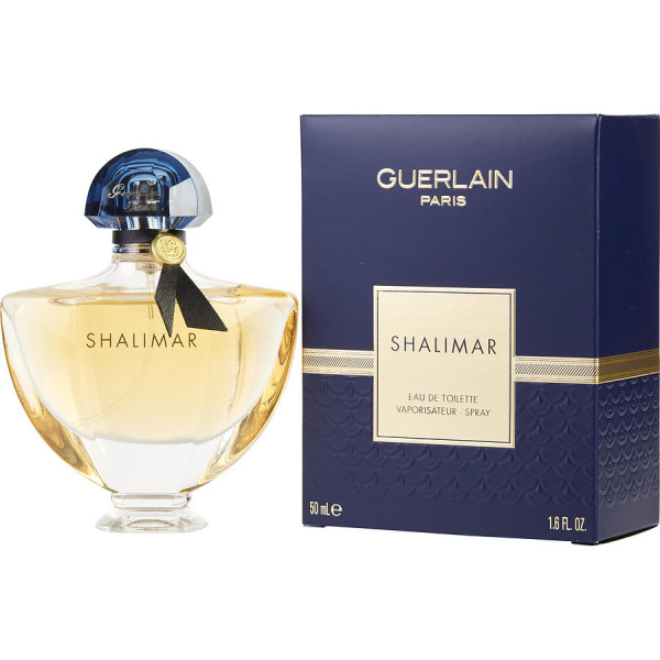 Shalimar - Guerlain Eau de Toilette Spray 50 ML