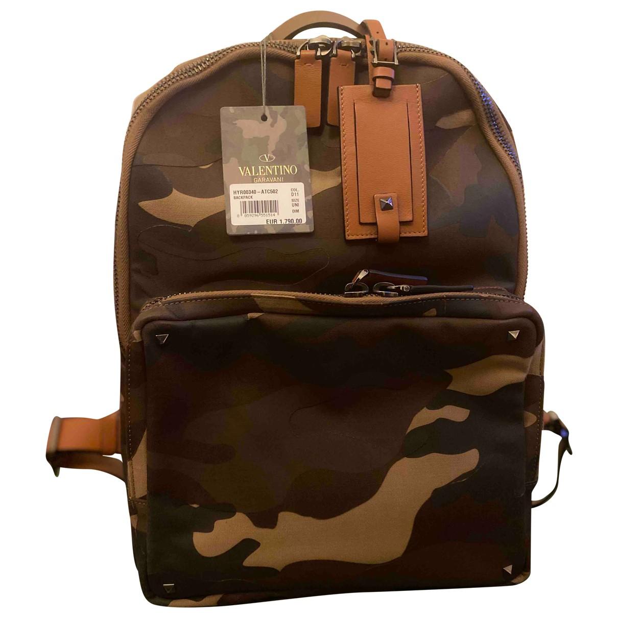 Valentino Garavani \N Multicolour Cloth bag for Men \N