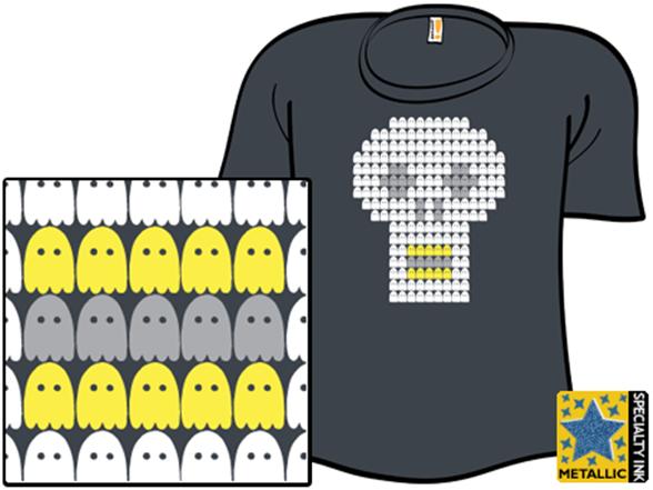 Bling Of The Dead T Shirt