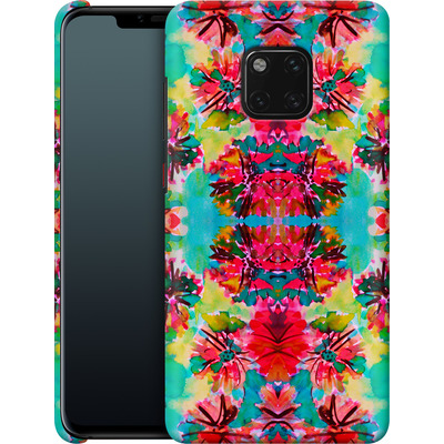 Huawei Mate 20 Pro Smartphone Huelle - Tropical Floral von Amy Sia