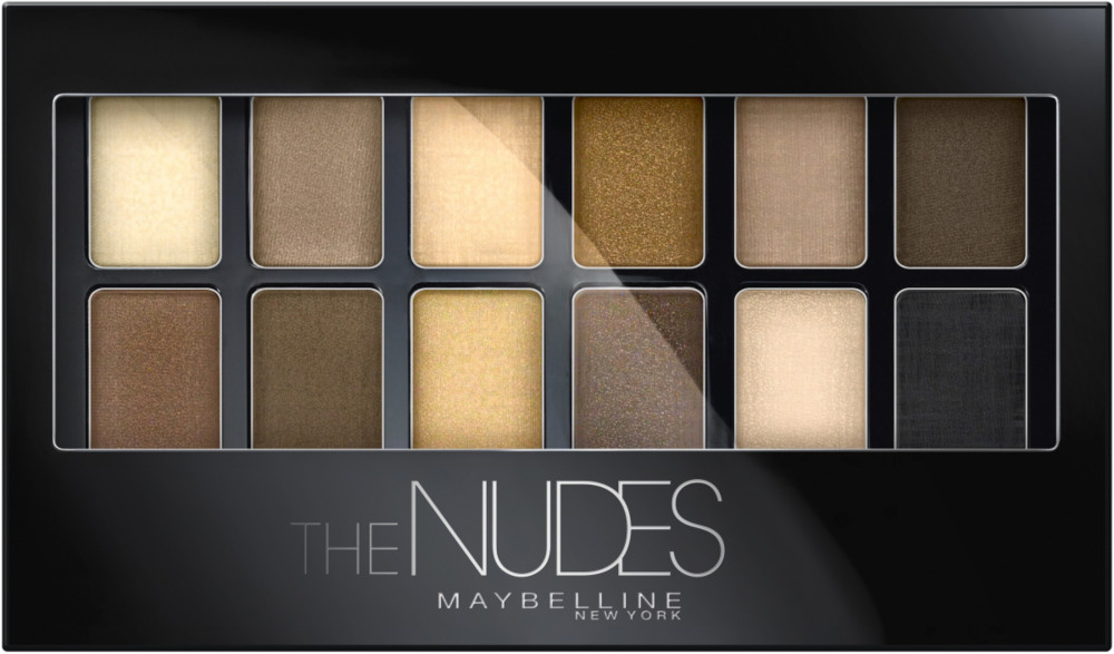 The Nudes Wear Eyeshadow Palette