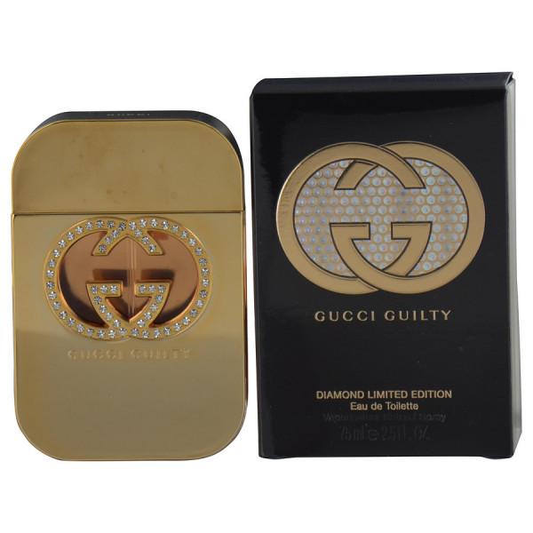 Gucci - Gucci Guilty Diamond Pour Femme : Eau de Toilette Spray 2.5 Oz / 75 ml